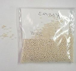1,500 Mill Glass Seed Beads
