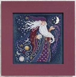 Mill Hill Buttons and Beads - Wizard - Cross Stitch Kit - MH