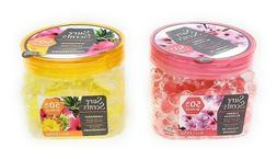 Sure Scents Crystal Beads Air Fresheners Cherry Blossom and
