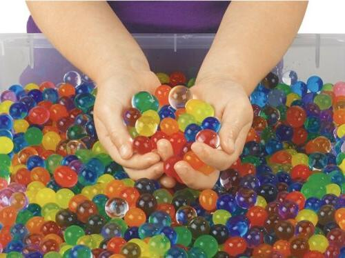 10,000/set WATER BEADS SELLER COLORS **