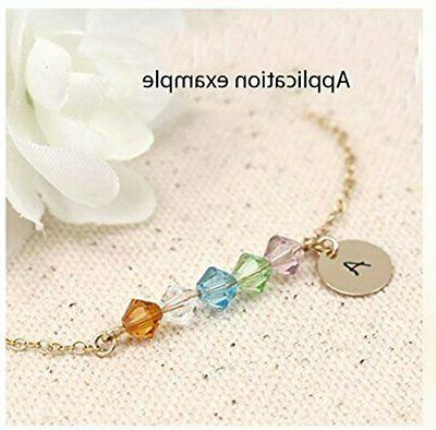 50pcs 8mm Bicone Crystal Beads Compatible
