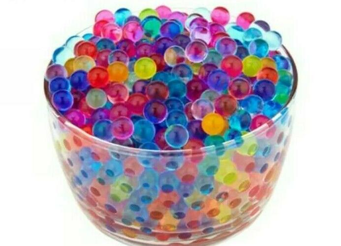 600 tiny size water beads crystal gel