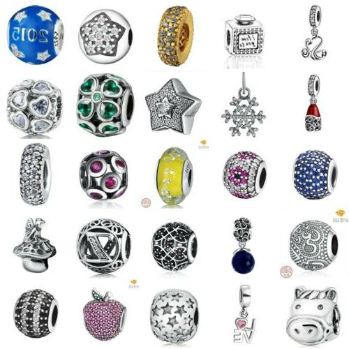 authentic 925 sterling silver european charms dangle
