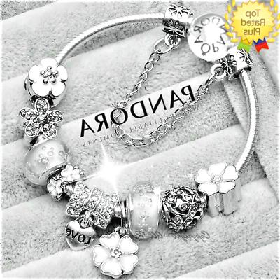 Authentic Silver European Charms