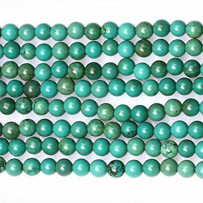 Old Turquoise Beads Jewelry Making Semi Precious