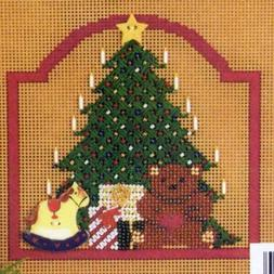 Mill Hill MHCB52 Christmas Morning Beaded Counted Cross Stit